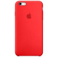 Чехол для iPhone Apple iPhone 6/6s Silicone Case Red